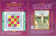 "Mantra ""For Wealth in Trading of Gold and in other metals"" cards. For more mantra visit @ http://www.drmanjujain.com"