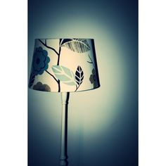 Lamp #reupholstered #lamp #fabric #pattern #lillyjeaninteriors @lillyjeaninteriors