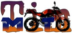 Tim's Motorcycle Diaries: Variations on a Theme