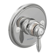Weymouth chrome exacttemp® valve trim - TS32110