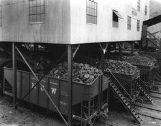 Coal Tipple(actually in UK family ,ran or had one in PA