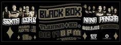 Ska por dos: Sekta Core y Nana Pancha el 17 de diciembre en #BlackBoxTijuana.  Like si les late este género!
