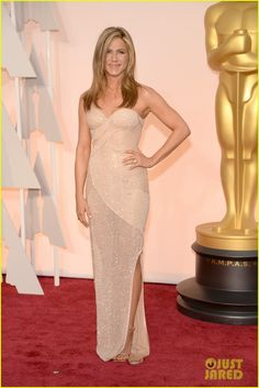 Jennifer Aniston & Justin Theroux Are Oscars 2015's Picture Perfect Couple!