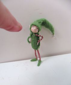 "one of a kind ... Stinker ELF ...  ""Elf on a Shelf"" by Dinkydarlings  WATCH OUT ...."