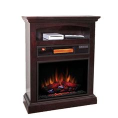 Electric Fireplace Review 2014 | Best Electric Fireplace Inserts | Corner Electric Fireplaces - TopTenREVIEWS