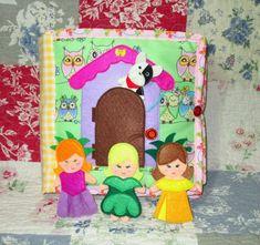 Vous https://www.youtube.com/watch?v=2fBzQFt534A Tube Livre pour les enfants de 3 à 5 ans. Ce livre sensoriel excellent moyen de découvrir l'environnement, pour apprendre les différentes couleurs, de formes et de textures, de développer l'imagination et sa motricité fine. Ce livre