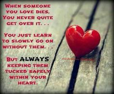 <3 this goes towards ALL those we lose within our lifetime. R.I.P. <3