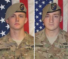 Friendly Fire May Have Led to Deaths of 2 U.S. Army Rangers in Afghanistan - NBC News