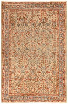 Antique Persian Sultanabad Rug 50165