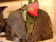 Vase céramique buste Morgane