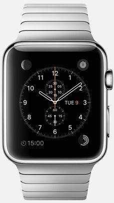 #Apple Watch Chronograph