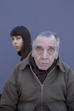 Argentine based photographer Mariela Sancari's series Moisés, acts as an ode to the traditional type of portrait taken of men in their 70's, the age her deceased father would have been if he were still alive today. After her father's death, the artist and her twin sister we denied th