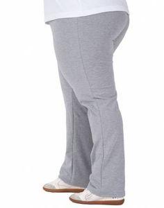5896561af8 Pantalón de algodón con spandex y elástico en la cintura