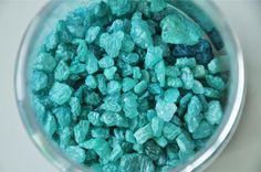 blue rocks jar - http://www.welovesolo.com/blue-rocks-jar/