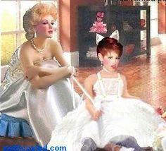 Femdom Sissy: Sissy 16 Punishment -- by Christeen Petticoated Boys, Makeup Eye Looks, Crossdressers, Pretty Dresses, Flower Girl Dresses, Feminine, Wedding Dresses, Cute, Fashion