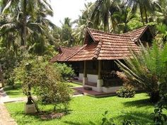 Traditional Kerala house