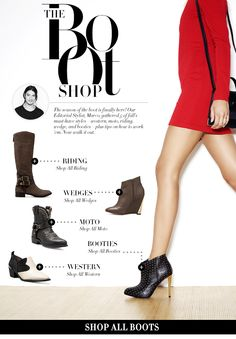 Revolve clothing - The Boot Shop