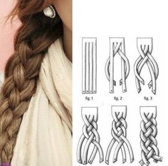 hairdos for long hair styles