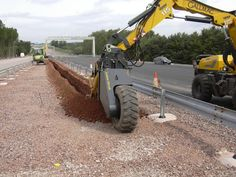 New machine to small trenching!!! for more, please visit: http://www.kalalist.com/ at pinterest