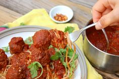 super yummy protein packed plant-based meatballs