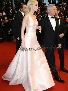 The Great Gatsby Carey Mulligan A-line Long Prom Dresses Evening Gown Oscar Red  Carpet Dresses 2013 f9d3839a7f4e