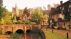 Murder mystery series set in the friendly Cotswold village of Carsely, written by MC Beaton -- starts 2/14