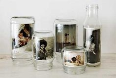 wedding rehearsal dinner ideas, Personal jar centerpieces for rehearsal dinner