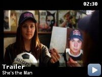 She's the Man = Too many quotes from this movie to count. Amanda Bynes is HILARIOUS!