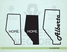 Alberta Province Svg Alberta Clip art alberta map by PowerVector Stock Illustrations, Creativity Quotes, Letter Size Paper, Map Design, Coreldraw, Simple Art, Travel Posters, Cricut Ideas, Diy Wood