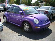 2000 Volkswagen Beetle GLS 2.0 - $4,995