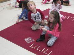 DeFrang's Music Room: Kindergarten: One or Two Sounds? Kindergarten Music, Preschool Music, Music Activities, Music Games, Educational Activities, Elementary Choir, Music Classroom, Classroom Tools, Music Teachers