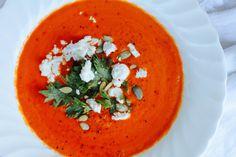 Julie's tomato soup