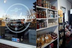 Le Biérologue. Hochelaga-Maisonneuve. Ontario, Bons Plans, Vintage Shops, Liquor Cabinet, Rue, Boutiques, Shopping, Places, Home Decor