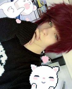 Emo boy Cute Emo Guys, Hot Emo Boys, Emo Love, Emo Girls, Emo Boy Hair, Emo Scene Hair, Scene Boys, Indie Scene, Poses