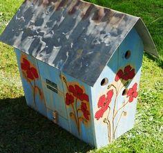 Poppy fields- tin roof