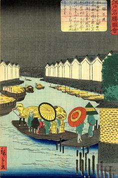 Utagawa Hiroshige II #Hiroshige - 歌川広重
