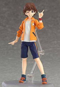 Buy Action Figure - The Idolmaster Cinderella Girls Action Figure - Figma Mio Honda Jersey Ver. - Archonia.com