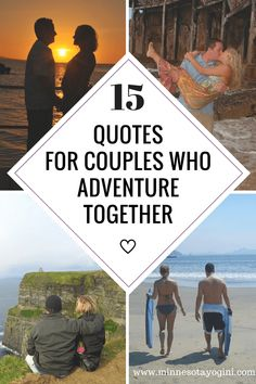 Check out the best couple travel quotes. This article has sections dedicated to: couple adventure quotes, travelling with husband quotes, travelling with boyfriend quotes and travelling with a partner quotes. Check it out! Cute Couple Quotes, Family Quotes, Book Quotes, Humour Quotes, Funny Quotes, Life Quotes, Travel Outfit Summer Airport, Travel Outfit Spring, Adventure Couple