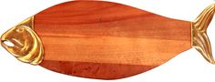 Vintage Fish Cutting Board, cheese plate - Studio Lane at Reposed NY Vintage Home Decor