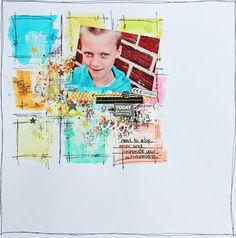 Welcome to Eb's Space: More water colours....