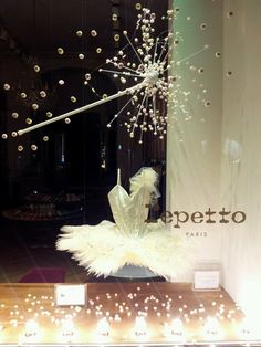 Window Display for Repetto