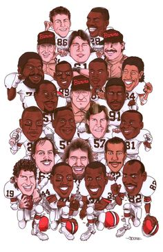 1986 Cleveland Browns