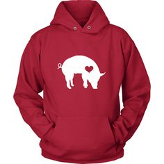 Hug Your Pig Baco... http://www.jakkoutthebxx.com/products/hug-your-pig-bacon-lover-womens-mens-unisex-casual-red-pullover-hoodie?utm_campaign=social_autopilot&utm_source=pin&utm_medium=pin #newclothingline #shoppingtime  #trending #ontrend #onlineshopping #weloveshopping #shoppingonline