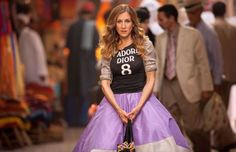 Sarah Jessica Parker's 'Sex and the City' theory will blow your mind