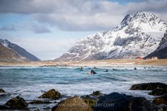 Surfing the Arctic Ocean Online Shipping, Lofoten, Order Prints, Arctic, My Images, Norway, Mount Everest, Exploring, Islands
