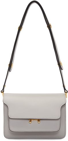 Marni - Grey Small Trunk Bag