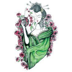 Geisha - Alfred Basha