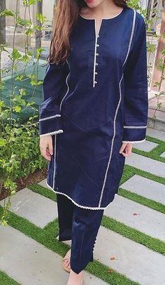 Beautiful Pakistani Dresses, Pakistani Dresses Casual, Pakistani Dress Design, Casual Dresses, Women's Casual, Fashion Dresses, Emo Fashion, Pakistani Clothing, Pakistani Wedding Dresses