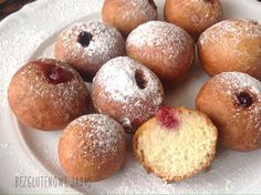 Gluten Free Recipes, Keto Recipes, Healthy Recipes, Low Fodmap, Doughnut, Deserts, Food And Drink, Sweets, Meals