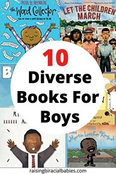 Finding diverse books for boys of color isn't easy but it's necessary. This list has diverse books for confident boys! Christian Parenting Books, Best Parenting Books, Gentle Parenting, Parenting Teens, Parenting Advice, Christian Children's Books, Mindful Parenting, Peaceful Parenting, Toddler Books